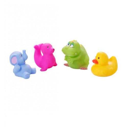 Hračky do vody BabyOno 4ks