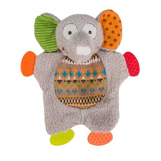 Edukační hračka BabyOno chrastítko Slon