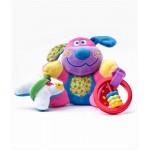 Edukační plyšová hračka Sensillo pejsek