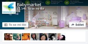 Facebook babymarket.cz